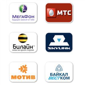 Операторы сотовой связи Тайшета