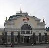 Железнодорожные вокзалы в Тайшете