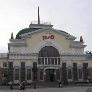 Железнодорожные вокзалы Тайшета
